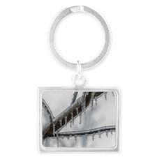 Icy Branch Keychains