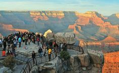 Improvements at the Grand Canyon,  Grand Canyon National Park, AZ. Designed by HDR Engineering—Phoenix, AZ