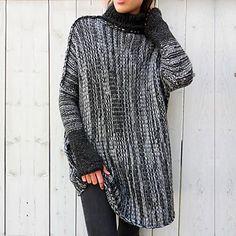 LightInTheBox - Παγκόσμιες Online Αγορές για Φορέματα, Σπίτι & Κήπος, Ηλεκτρονικά Προϊόντα, Ένδυση Γάμου Loose Sweater, Long Sleeve Sweater, Sweater Cardigan, Plus Size Sweaters, Sweaters For Women, Women's Sweaters, Pulls, Types Of Sleeves, Knitwear