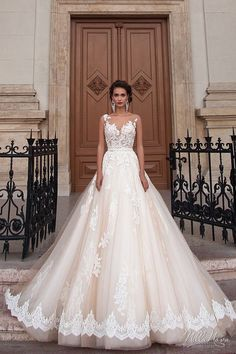 Wedding dress by Milla Nova
