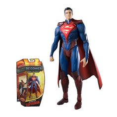 Injustice Superman Action Figure