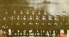 last DMP class before RIC took over Irish Free State, George Cross, Londonderry, Belfast, Northern Ireland, Dublin, 1920s, Imagination, Police