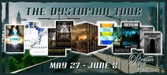 MULTIPLE prizes and winners in the Dystopian Tour #Giveaway - TWO separate entry forms to double your chance of winning! Enter to #win Amazon Gift Cards and/or print copies and ebooks of some great dystopian fiction! Ends June 16 (3:00am).