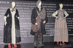 The Outlander costume department made 122 costumes in five weeks while prepping Season 1, and many hundreds more after that. Outlander Costume Exhibit | STARZ