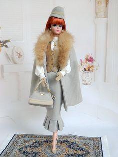 Autumn Whisper~OOAK Fashion for Silkstone/Vintage Barbie/Fashion Royalty ~Joby | eBay