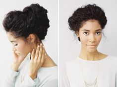 15 Modern Wedding Hairstyles That Will Show off Your Curls   A Practical Wedding