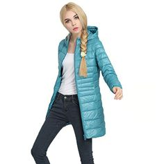 Caracilia Ultra-light Packable Down Quilted Jacket, provide you warm apparel products in cold winter, fashionable and comfortable. Lightweight – Minimal weight, superb compressibility and high loft warmth. Great for traveling , easy to pack away and ideal for active use.  Easy Folding...  More details at https://jackets-lovers.bestselleroutlets.com/ladies-coats-jackets-vests/down-parkas/down-down-alternative-down-parkas/product-review-for-caracilia-womens-plus-size-li
