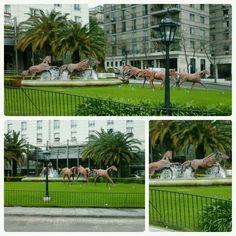 Esculturas de Caballos - Arte  Recoleta - Bs.As