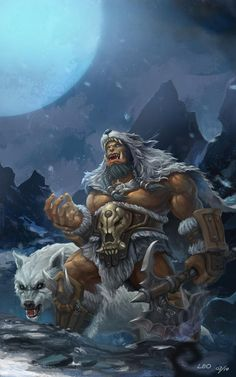 #warcraft #orc #durotan http://www.helpmedias.com/wow.php