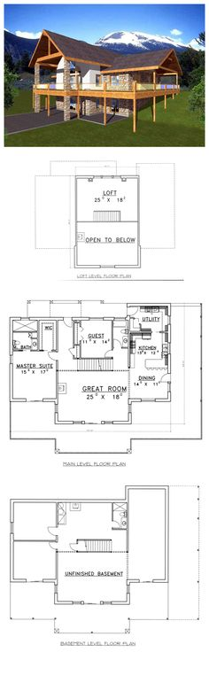 Coastal house plan 85316 house plans house and chang 39 e 3 for Insulated concrete forms home plans