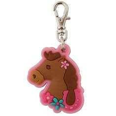 Clip this girl horse zipper pull on your coat or backpack. Perfect accessory for your girl horse backpack or any sweet backpack that she loves to carry! Cute Girl Backpacks, Animal Backpacks, Kids Backpacks, School Backpacks, Horse Backpack, Travel Backpack, Horse Girl, Zipper Pulls, Pony