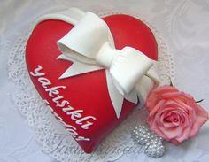 valentine cake - Cake by Siep