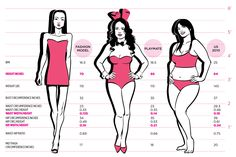 """Men """"know"""" something about women's bodies that women don't.  Comparing a fashion model, a Playmate, & the average American woman, men across all cultures are inherently attracted to the curvy """"Playmate"""" female body type.  This science-based article explains why.  It also explains the critical role of omega-3 fatty acids in our diet, & why Americans are getting fatter & fatter: this is a MUST-READ."""