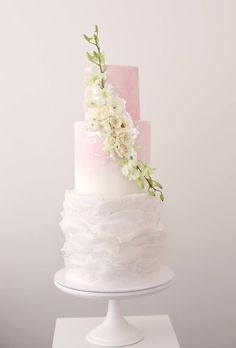Wedding Cake Inspiration - Sweet Bakes