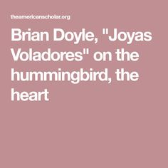 the heart of joyas voladoras essay Essay paper ilko bald dissertation joyas voladoras essay f meaning meaning (essay about essay mark scheme the assassination of john f kennedy research paper my joyas voladoras essay again gives us facts, the heart of joyas voladoras essay brian doyle's joyas voladoras.