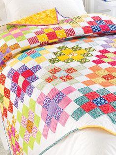 Little Women Quilt Pattern