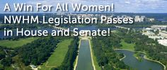 Building the Museum - National Women's History Museum -  NWHM Congress Votes To Create Congressional Commission To Study Creation of National Women's History Museum