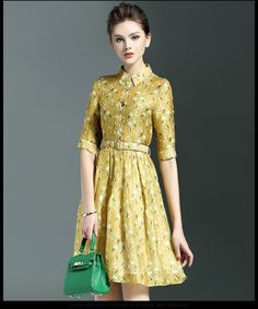 yellow dress online malaysia clothes