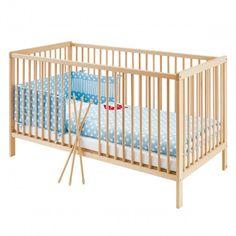 Babybett Hanna - Buche massiv   home24 Hanna, Baby Groot, Kids Bedroom, Furniture, Design, Home Decor, Products, Archive, Modern Crib