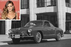 Sarah Jessica Parker | Karmann Ghia