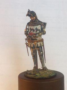 Discussione: cavaliere medievale (1/1) - Soldatinari.it - Soldatinari.it