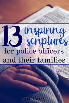 Great list!! <3 I think I'll highlight these in my husband's scriptures :)