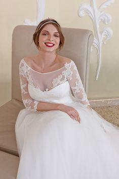 Gli abiti da sposa curvy di Elisabetta Polignano - Le Mille e una nozze - Wedding planner Milano