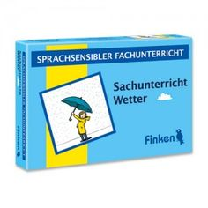 Sprachsensibler Fachunterricht Sachunterricht ∙ Wetter