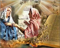 Lectio divina: Lectio divina del 12 de Diciembre de  Lucas 1, 39-56