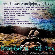 yoga retreats memorial day weekend
