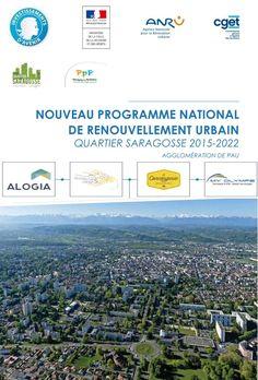 Etude sur le quartier SARAGOSSE à PAU - Investissement d'Avenir (ANRU)
