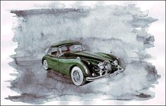 Exploring Car World through Illustrations
