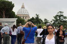 Miss Mabs de casa: Europa 2015: Roma - Parte 2