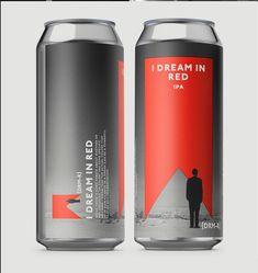 Craft Beer Brands, Wine Brands, Label Design, Packaging Design, Graphic Design, Vodka, Alcohol, Packing, Beverages
