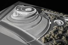 Ennead Architects unveil futuristic designs for spiraling Shanghai Planetarium