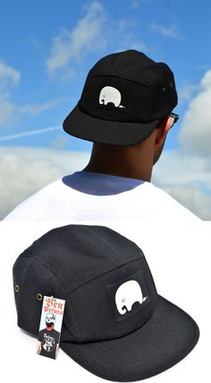 cef47bb717b The Elephant and Mouse Five Panel Hat Is Here! Click for more pics. Five