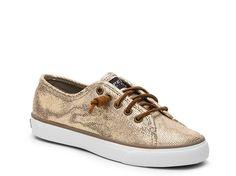 Sperry Top-Sider Seacoast Metallic Sneaker | DSW