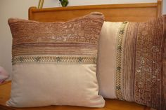 Throw pillow Riga size 15in. x 15in. by Emurs on Etsy