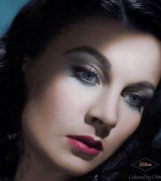 Vivien Leigh, Old Hollywood Glam, Hollywood Actresses, Classic Hollywood, Gene Kelly, Marlon Brando, Classic Actresses, Beautiful Actresses, Christina Hendricks Young