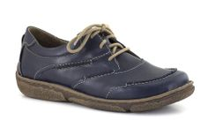 Josef Seibel Neele 03 85104 Ladies Wide Fit Lace Up Casual Shoe - Ocean L 946168 - Robin Elt Shoes  http://www.robineltshoes.co.uk/store/search/brand/Josef-Seibel-Ladies/ #Autumn #Winter #AW14 #2014