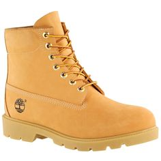 """TIMBERLAND MEN'S 6"""" INCH WATERPROOF LEATHER BOOT WHEAT 10066  #Timberland #WorkSafety"""