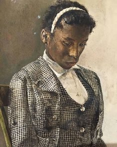 A little Wyeth to get your Sunday started off right. Check out the detail in her jacket.the man was incredible. Beautiful Paintings, Jamie Wyeth, Oil Painters, Art For Art Sake, Realism Art, Famous Artists, Artist Art, American Artists, Art