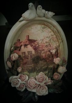 cold porcelain - art by nilgün