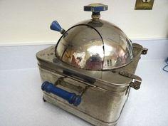 Popcorn Popper Bersted 400 ca 1927 by TheShastaLakeShop on Etsy