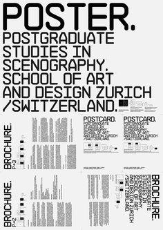 School of Art & Design, Zurich (2003) on Behance