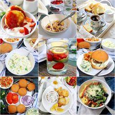 Lapundrik - Ужины и завтраки. Салат из кольраби, чипсы из сельдерея и моркови, крем из лосося, кокосовый торт.