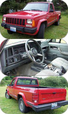 '88 Jeep Comanche Eliminator   Barn Finds