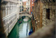 View from Ponte dei Sospiri (Bridge of Sighs), Venezia