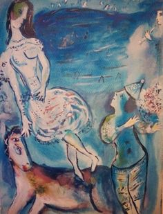 topcat77:  Marc Chagall