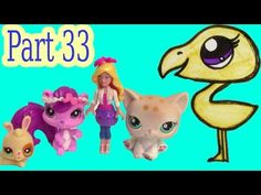 LPS Mystery Surprise Blind Bags Toys Littlest Pet Shop LPS Fan Mail #31 Cookieswirlc - YouTube